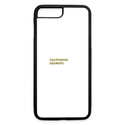 CALIFORNIA DREAMING - iPhone 7 Plus/8 Plus Rubber Case