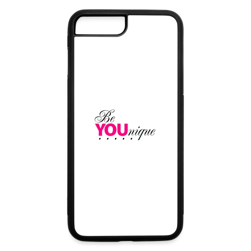 Be Unique Be You Just Be You - iPhone 7 Plus/8 Plus Rubber Case