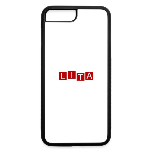 LITA Logo - iPhone 7 Plus/8 Plus Rubber Case