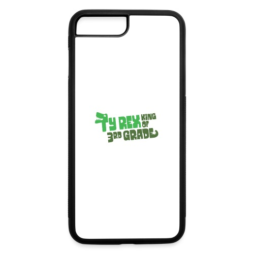 Ty Rex King of 3rd Grade - iPhone 7 Plus/8 Plus Rubber Case