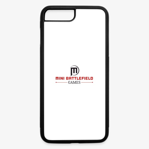Mini Battlefield Games Logo - iPhone 7 Plus/8 Plus Rubber Case