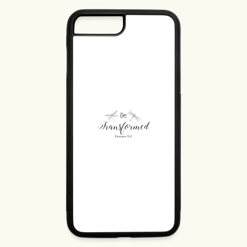 Be Transformed Shop - iPhone 7 Plus/8 Plus Rubber Case