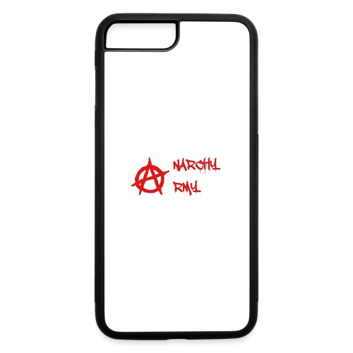 Anarchy Army LOGO - iPhone 7 Plus/8 Plus Rubber Case