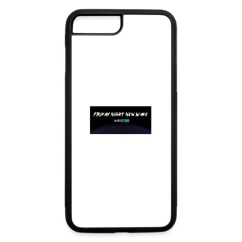 Friday Night New Wave - iPhone 7 Plus/8 Plus Rubber Case