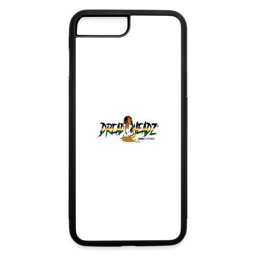 Black Red Green Yellow Dread Headz Women's - iPhone 7 Plus/8 Plus Rubber Case