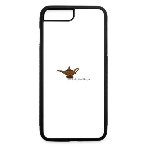 Never had a friend like you - iPhone 7 Plus/8 Plus Rubber Case
