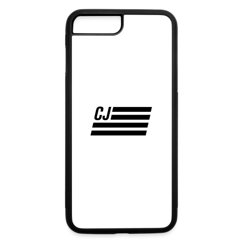 CJ flag - Autonaut.com - iPhone 7 Plus/8 Plus Rubber Case