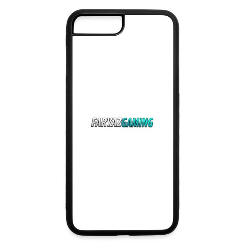 FaryazGaming Theme Text - iPhone 7 Plus/8 Plus Rubber Case