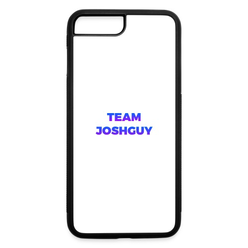 Team JoshGuy - iPhone 7 Plus/8 Plus Rubber Case