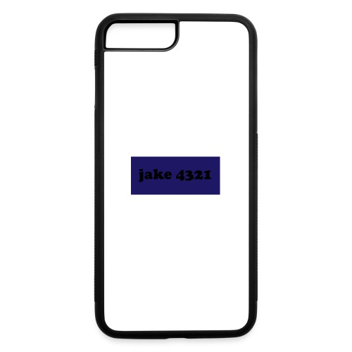 jakes logo - iPhone 7 Plus/8 Plus Rubber Case