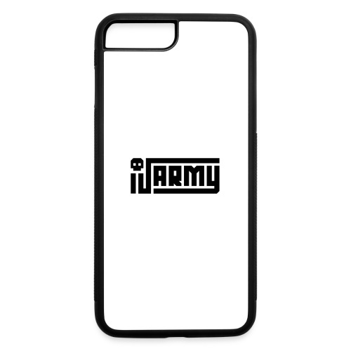 iJustine - iJ Army Logo - iPhone 7 Plus/8 Plus Rubber Case
