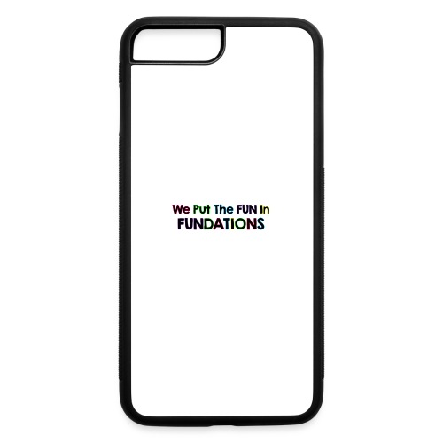 fundations png - iPhone 7 Plus/8 Plus Rubber Case