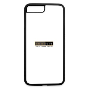 Hustle_Life - iPhone 7 Plus Rubber Case