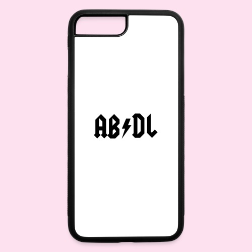 ABDL Rock - iPhone 7 Plus/8 Plus Rubber Case