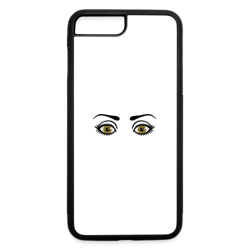Eyes Wide Open - iPhone 7 Plus/8 Plus Rubber Case
