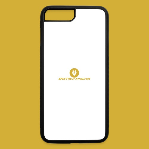 Spectrum Kingdom Gold Logo - iPhone 7 Plus/8 Plus Rubber Case
