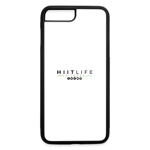 HLFLogosocial - iPhone 7 Plus/8 Plus Rubber Case