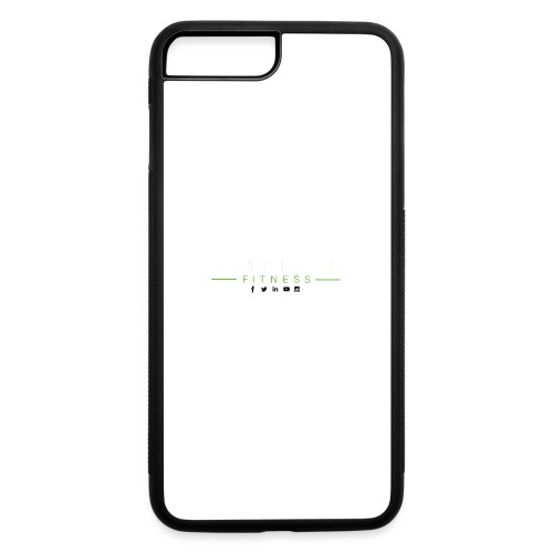 hlfsocialwht - iPhone 7 Plus/8 Plus Rubber Case