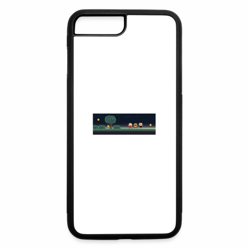 Twitter Header 01 - iPhone 7 Plus/8 Plus Rubber Case