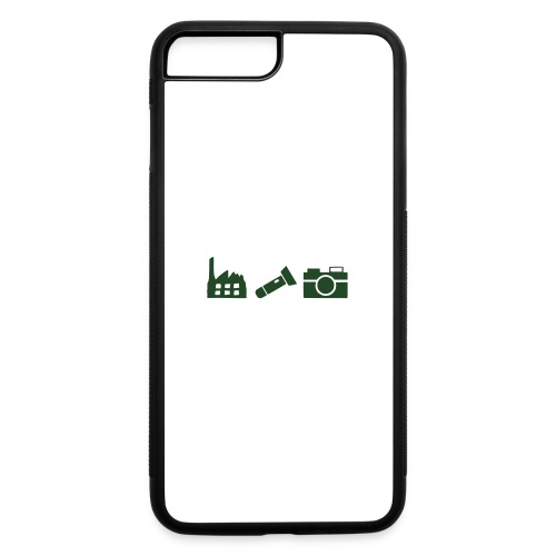 DCUE_Icons_Small - iPhone 7 Plus/8 Plus Rubber Case