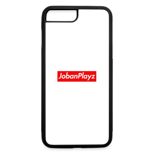 JobanPlayz Text - iPhone 7 Plus/8 Plus Rubber Case