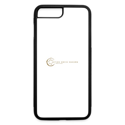 AMMT Logo Modern Look - iPhone 7 Plus/8 Plus Rubber Case