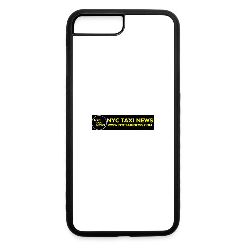 NYC TAXI NEWS - iPhone 7 Plus/8 Plus Rubber Case