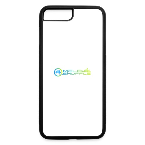 Melbshuffle Gradient Logo - iPhone 7 Plus/8 Plus Rubber Case