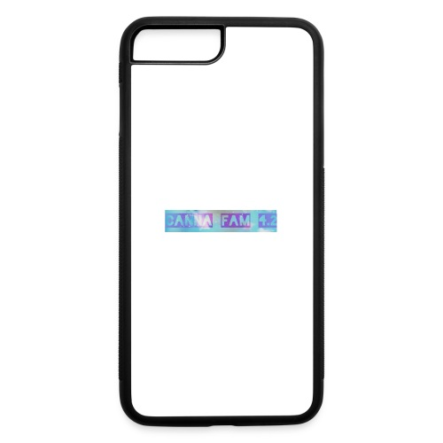 Canna fams #3 design - iPhone 7 Plus/8 Plus Rubber Case