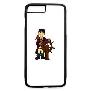 Alex the Great - Pirate - iPhone 7 Plus/8 Plus Rubber Case