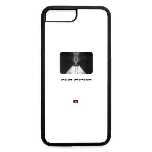 'Ancient Information' - iPhone 7 Plus/8 Plus Rubber Case