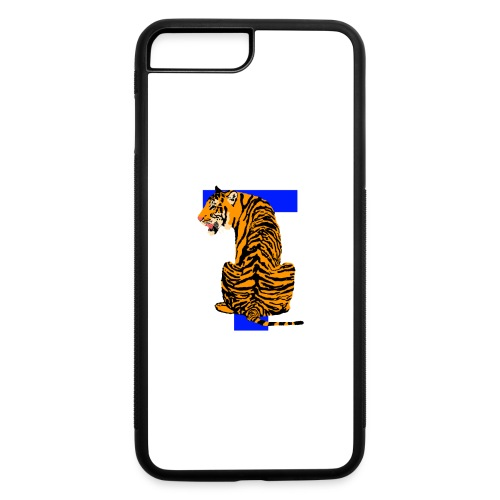 Townsend Sport Tiger Design - iPhone 7 Plus/8 Plus Rubber Case