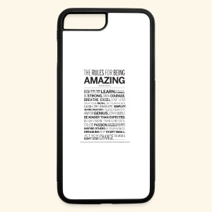 Amazing collection - iPhone 7 Plus/8 Plus Rubber Case