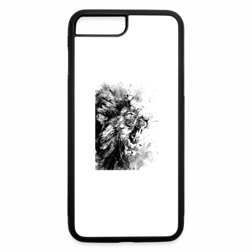 Lion Art Case *Limited Edition* - iPhone 7 Plus/8 Plus Rubber Case