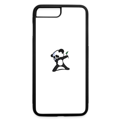Panda DaB - iPhone 7 Plus/8 Plus Rubber Case