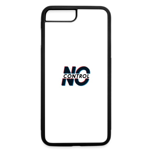 No Control - iPhone 7 Plus/8 Plus Rubber Case