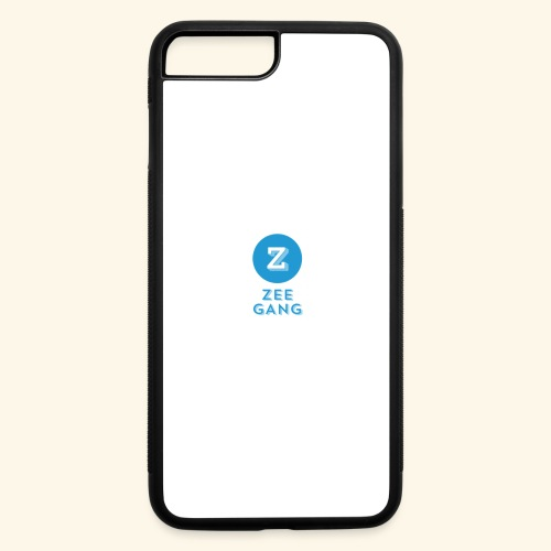 ZEE GANG - iPhone 7 Plus/8 Plus Rubber Case