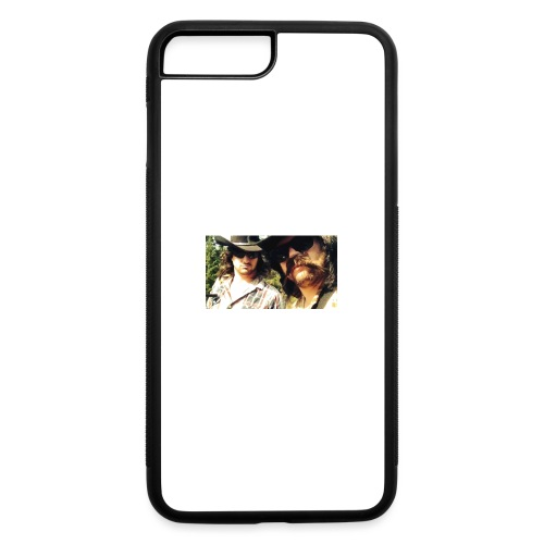 Jaw Thrust Cover Art - iPhone 7 Plus/8 Plus Rubber Case