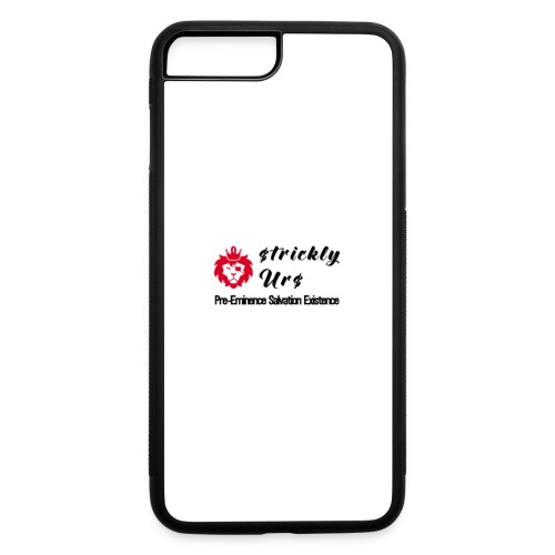 E Strictly Urs - iPhone 7 Plus/8 Plus Rubber Case