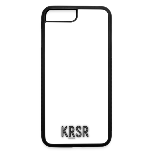 KRSR Logo - iPhone 7 Plus/8 Plus Rubber Case