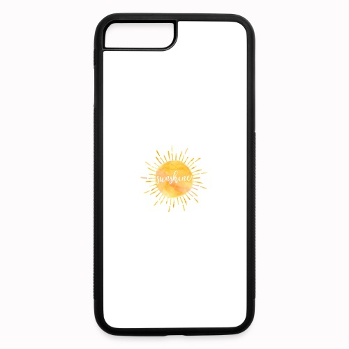 cool SUNSHINE phone cases - iPhone 7 Plus/8 Plus Rubber Case