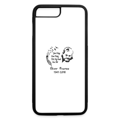 papa - iPhone 7 Plus/8 Plus Rubber Case