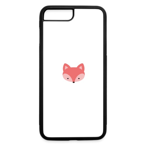 Fox Gift Logo - iPhone 7 Plus/8 Plus Rubber Case