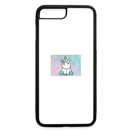Unicorn iPhone Case - iPhone 7 Plus/8 Plus Rubber Case