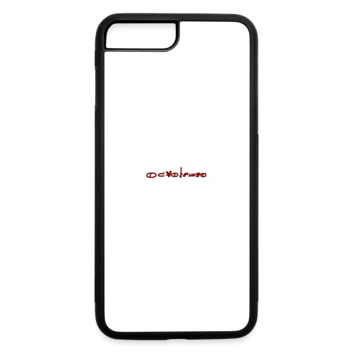 Sign1News in written ASL (Exclusive Design) - iPhone 7 Plus/8 Plus Rubber Case