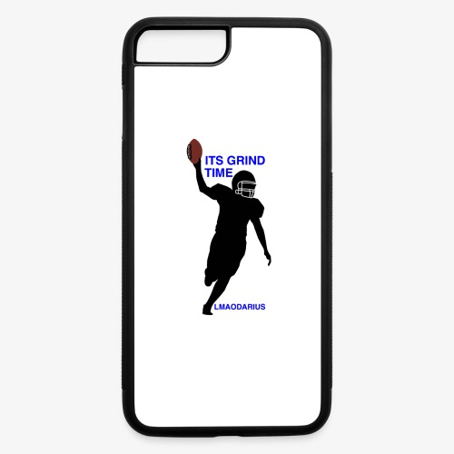 GRIND TIME FOOTBALL CASE - iPhone 7 Plus/8 Plus Rubber Case