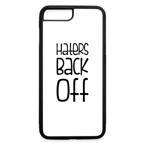Miranda Sings Haters Back Off - iPhone 7 Plus/8 Plus Rubber Case