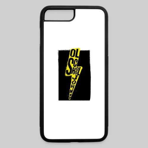 Ol' School Johnny Colour Lightning - iPhone 7 Plus/8 Plus Rubber Case