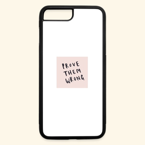 show em what you about - iPhone 7 Plus/8 Plus Rubber Case