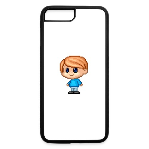 Josh Media Iphone case - iPhone 7 Plus/8 Plus Rubber Case